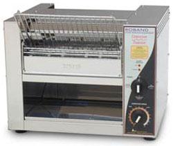 TCR15 conveyor toaster