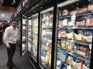 freezer supermarket refrigeration